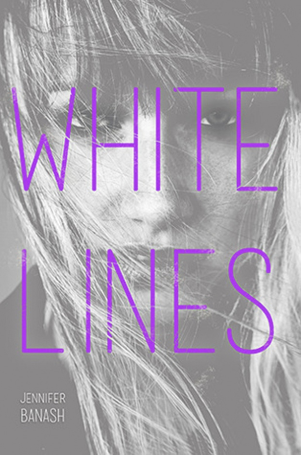 White lines book jennifer banash author